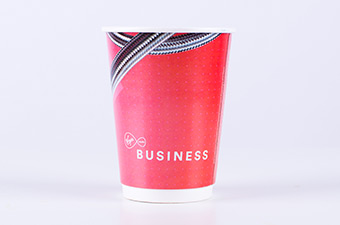 12oz Advertising double wall cup