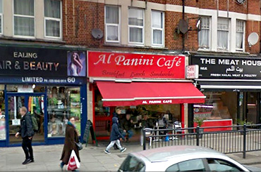Al Panini Coffee Shop United Kingdom