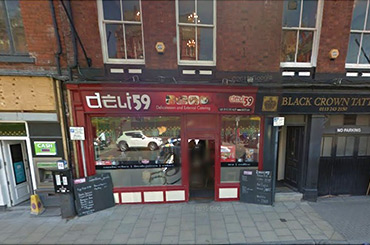 Deli59 Coffee Shop United Kingdom
