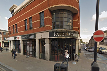 Kaldi Coffee Shop United Kingdom